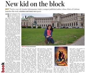 My hindu Article
